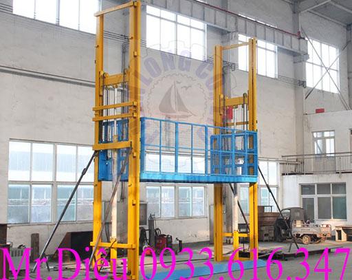 thang nâng thủy lực 1000kg