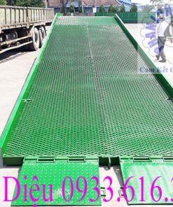 cầu lưới mắt cáo 10000kg