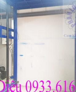 hệ thống điện thang nâng hàng 500kg