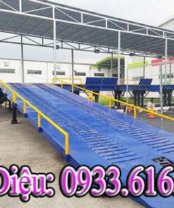 thiet bi lay hang tren container